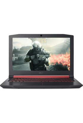 "Acer Nitro AN515-51-73HG Intel Core i7 7700HQ 16GB 1TB + 128GB SSD GTX1050Ti Windows 10 Home 15.6"" FHD Taşınabilir Bilgisayar NH.Q2QEY.004"