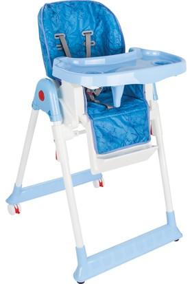Pilsan Mama Sandalyesi / Mavi
