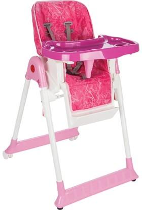 Pilsan Mama Sandalyesi / Pembe