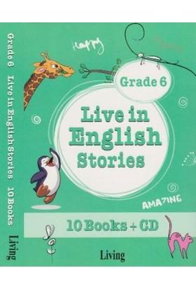 Living Yayınları Live İn English 6. Sınıf Stories Grade 6