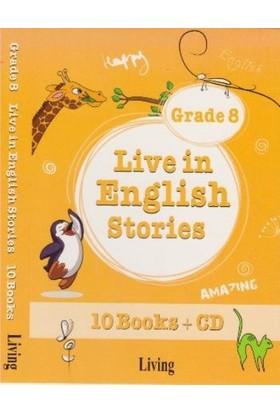Living Yayınları Live İn English 8. Sınıf Stories Grade 8