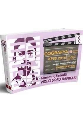 Benim Hocam Yayınları 2018 Kpss Coğrafya Tamamı Çözümlü Video Soru Bankası