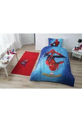 Taç Lisanslı Spiderman Home Coming Nevresim Takımı