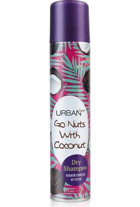 Urban Care Dry Shampoo Coconut - Hindistan Cevizi Sevenlere
