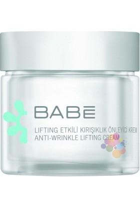 Babe Anti-Wrinkle Lifting Etkili Kırışıklık Önleyici Krem 50 Ml
