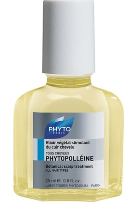Phyto Phytopolleine 25 Ml - Tüm Saç Tipleri İçin Saç Derisi İçin Bitkisel Bakım