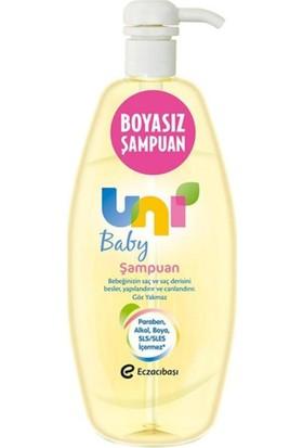 Uni Baby Şampuan 750 Ml (Boyasız Şampuan)