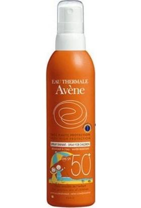 Avene Enfant Spf 50+ 200 Ml Spray Güneş Losyonu