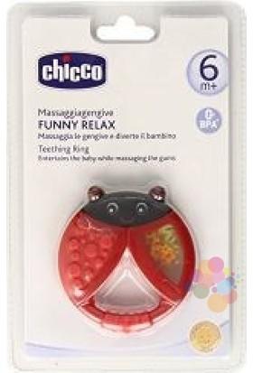 Chicco Funny Relax Diş Kaşıyıcı 6M+