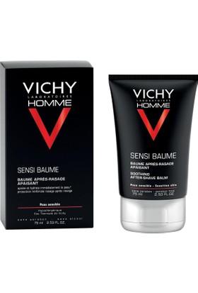 Vichy Homme Traş Sonrası Balm 75 Ml