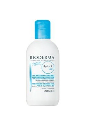 Bioderma Hydrabio Lait Milky Cleanser 250 Ml Makyaj Temizleme Sütü