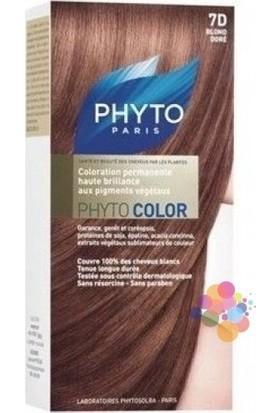 Phyto Color 7D - Dore Blond Saç Boyası