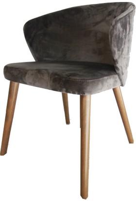 SZN Wood Sandalye Sigma Ahşap Ayak