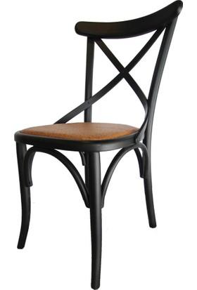 SZN Wood Sandalye Thonet Ahşap Ayak Bena
