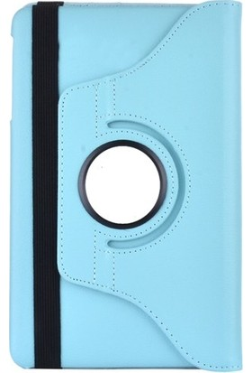 CresCent Samsung Galaxy Tab E 9.6 İnç Sm-T560/T561/T562/T565/T567 360 Derece Dönebilen Kılıf