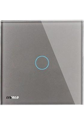 Livolo Dokunmatik Sıva Altı Lamba Anahtarı Gri