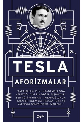Tesla:Aforizmalar