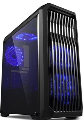 İzoly M186 Intel Core i3 330 8GB 320GB Freedos Masaüstü Bilgisayar