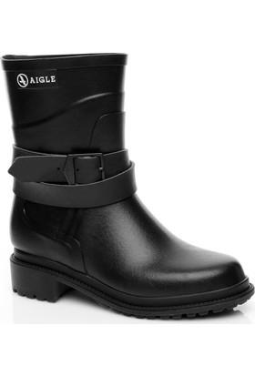 Aigle Macadames Md Kadın Siyah Yağmur Botu 844794