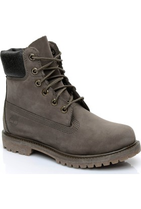 Timberland 6 IN Premium Women Bej Sneaker Ayakkabı CA1HZM