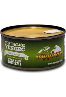 Sapphere Ton Balığı Yengeç Kedi Konserve 80 Gr