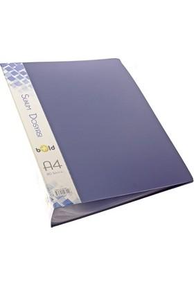 Bold Sunum Dosyası 10 yp. Mavi EK-SD10