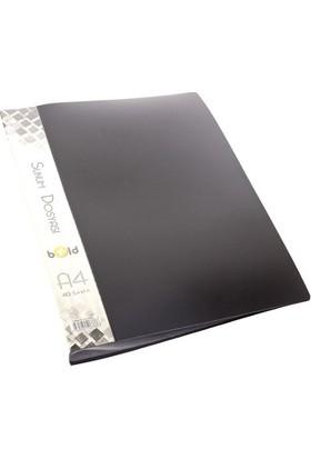 Bold Sunum Dosyası 40 yp. Siyah EK-SD40