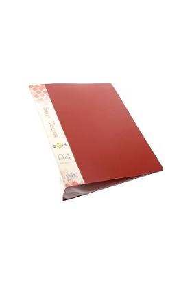 Bold Sunum Dosyası 80 yp. Kırmızı EK-SD80