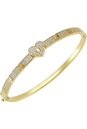 Altınbaş Kelepçe Altın Bilezik Blzer148-25335