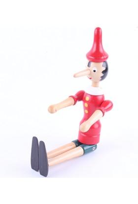Akademiloji Ahşap Pinokyo