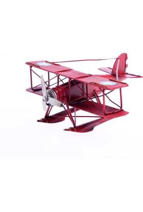 Akademiloji Metal Tek Motorlu Uçak