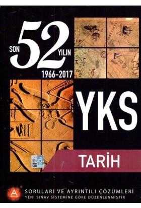 A Yayınları Yks Tarih Son 52 Yılın Soruları Ve Ayrıntılı Çözümleri 1966 – 2017