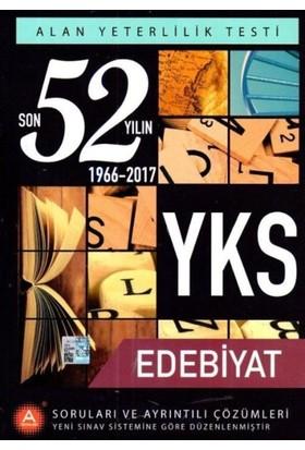A Yayınları Yks Alan Edebiyat Son 52 Yılın Soruları Ve Ayrıntılı Çözümleri