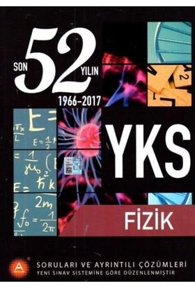 A Yayınları Yks Fizik Son 52 Yılın Soruları Ve Ayrıntılı Çözümleri 1966 – 2017