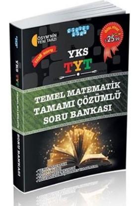 Akıllı Adam Yks Tyt Temel Matematik Tamamı Çözümlü Soru Bankası 1. Oturum
