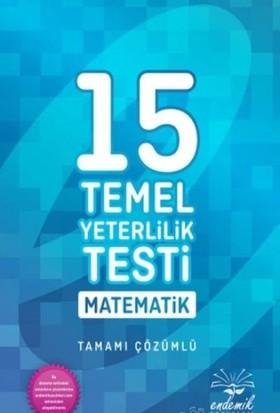 Endemik Yks Tyt Matematik Tamamı Çözümlü 15 Deneme
