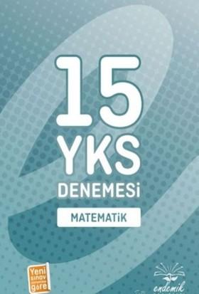 Endemik Yks Matematik 15 Deneme
