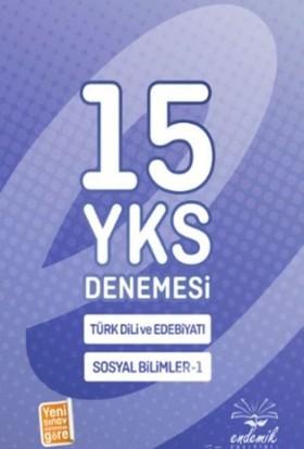 Endemik Yks Türk Dili Ve Edebiyatı Sosyal Bilimler 15 Deneme