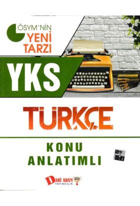 Dahi Adam Yks Türkçe Konu Anlatımlı