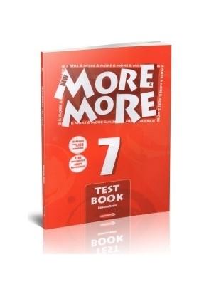 Kurmay More More 7.Sınıf New Test Book