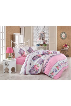 Cotton Box By Fixe Çift Kişilik Uyku Seti Nevgül Pembe