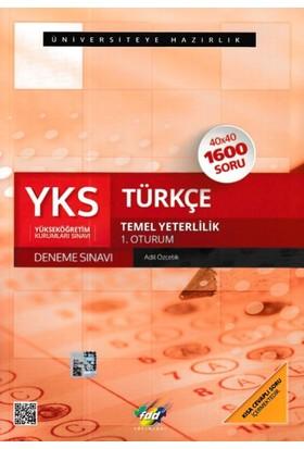 Fdd Yks Türkçe 1. Oturum Deneme Sınavı