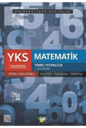 Fdd Yks Matematik Konu Anlatımlı Temel Yeterlilik 1. Oturum