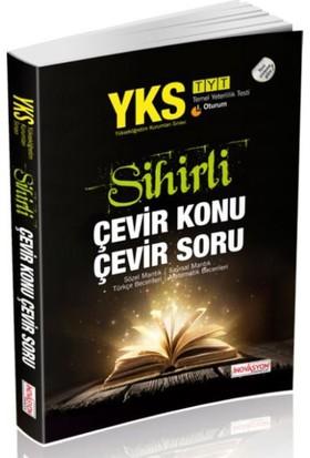 İnovasyon Yks Temel Yeterlilik Testi 1. Oturum Çevir Konu Çevir Soru