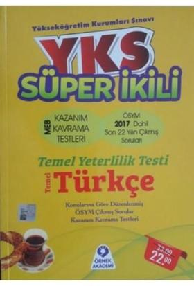 Örnek Akademi Yks Süper İkili Temel Türkçe