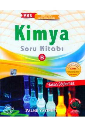 Palme Yks Kimya B Soru Kitabı