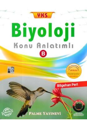 Palme Yks Biyoloji B Konu Anlatımlı