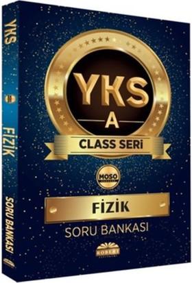 Robert YKS A Class Fizik Soru Bankası