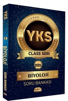 Robert YKS Class Biyoloji Soru Bankası