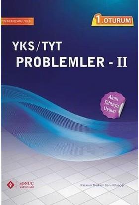 Sonuç YKS 1. Oturum TYT Problemler 2